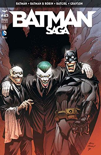 Batman Saga 43
