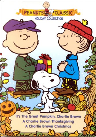 PEANUTS CLASSIC Holiday Collection (3er DVD Set): Christmas, Thanksgiving & Great Pumpkin