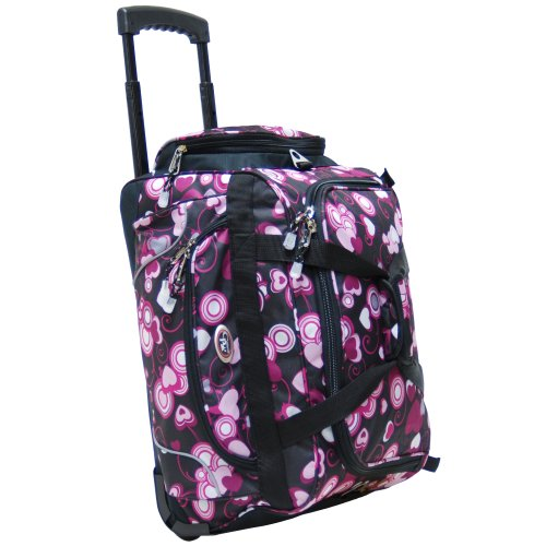 calpak-champ-pink-love-21-inch-carry-on-rolling-upright-duffel-bag