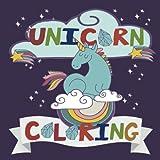 Unicorn Colouring
