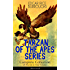 TARZAN OF THE APES SERIES - Complete Collection: 25 Novels in One Volume (Illustrated): The Return of Tarzan, The Beasts of Tarzan, The Son of Tarzan, ... the Terrible and many more (English Edition)