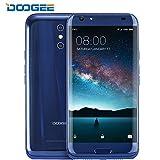 Móviles y Smartphones Libres, DOOGEE BL5000 Android 7.0 Dual SIM Moviles Libres Baratos - 5.5 Pulgadas FHD Pantalla - 4GB RAM + 64GB ROM - 8.0 MP + 13.0MP - Batería de 5050mAh (Negro)