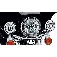 "Sunpie 7 pollici Chrome Harley Daymaker LED faro + 2x 4-1 / 2 ""nebbia luce che passa lampade per Harley Davidson"