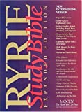 Niv Ryrie Study Bible: Black Indexed: Red Letter Editions (Ryrie study Bible expanded edition)