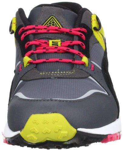 Puma Trinomic Trail Lo Mens Running Schuhe Sneaker / Schuh - grau Grey
