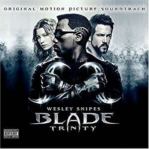 Blade Trinity by Various Artists (2002-11-26)