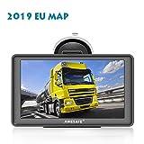 GPS Voiture Navigation 7 Pouces HD šŠCran Tactile Multi-Langue Voice Play Europe 48...