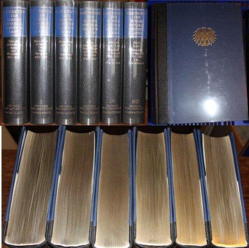 Geschichte der Bundesrepublik Deutschland: 5 Bände in 6 Büchern