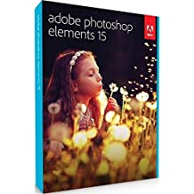 Adobe Photoshop Elements 15 | PC/Mac | Disque