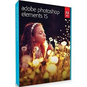 Adobe Photoshop Elements 15   PC/Mac   Disque