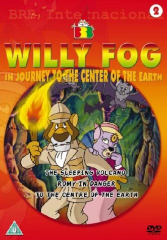 Willy Fog In Journey To The Centre Of The Earth - Vol. 2