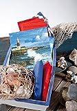 20 Servietten Lighthouse on a Cliff – Leuchtturm / Maritim / Meer / Insel 33x33cm - 2