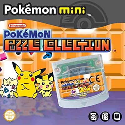 Pokemon Mini Puzzle Collection de Nintendo