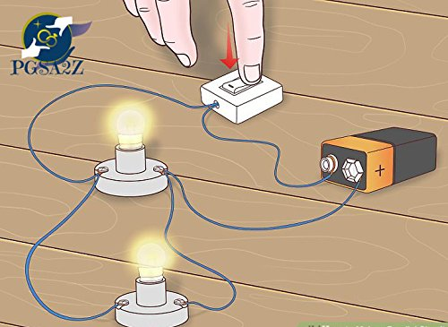 PGSA2Z Intro to Parallel Circuits Shows how to make parallel Circuit