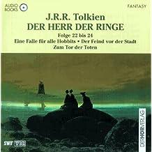 Der Herr der Ringe, CD-Audios, Tl.22-24, Eine Falle für alle Hobbits