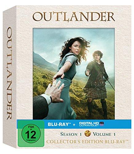 Staffel 1, Vol. 1 (Limited Edition) [Blu-ray]