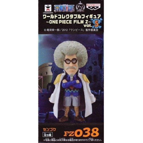 One Piece mondiale pour les collectionneurs Figure FILM ONE PIECE Z vol.5 [FZ038. Sengoku (unique) (Japon import / Le paquet et le manuel sont en japonais)