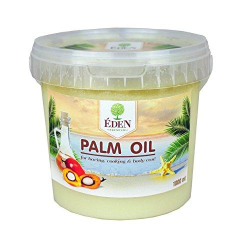 1000 Ml Palml Palmfett Palm Oil Im Eimer Glutenfrei Vegan Paleo