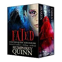 Firemancer Bundle (Fated Fantasy Adventure Books 1-3: Awaken, Shifting, Embrace) (Fated Saga Box Set Book 1) (English Edition)