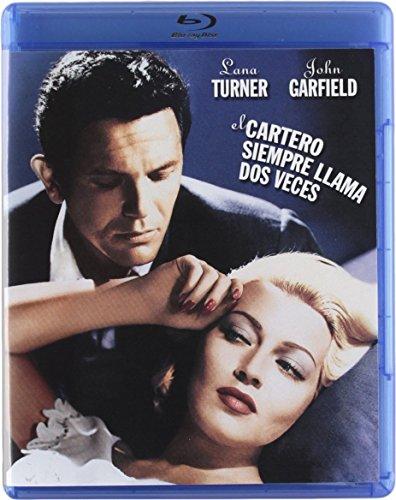 El Cartero Siempre Llama Dos Veces 1946 Blu-Ray [Blu-ray]