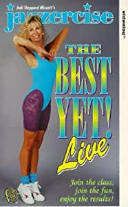 Jazzercise - The Best Yet - Live [1985] [VHS]