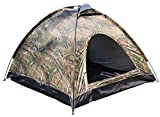 #10: 7Trees Flg-087 Automatic Quick Setup 3-Person All Season Camping Tent