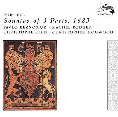 Sonatas Of 3 Parts, 1683