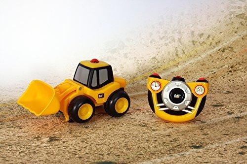 CAT E-Z Machines - Remote Controled Bucket Loader : Model 80182 by Toystate by Toystate - Loader Bucket