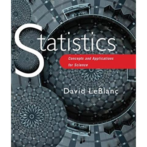 Statistics: Workbook Pts. 1 and 2: Concepts and Applications for Science