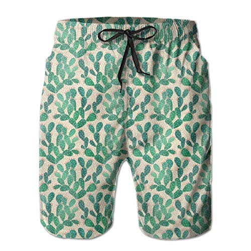 Trunks, Quick Dry Beach Surfing Running Swimming Shorts, Four Size,M ()