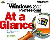 Microsoft Windows 2000 Professional At a Glance (At a Glance (Microsoft))