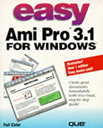 Easy Ami Pro 3.1 for Windows (Special Edition Using)