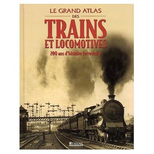 Grand Atlas des trains