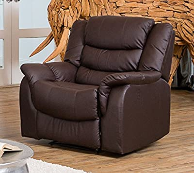 Victoria Luxury Leather Recliner Sofa Suite - Different Configurations and 3 Colours Available