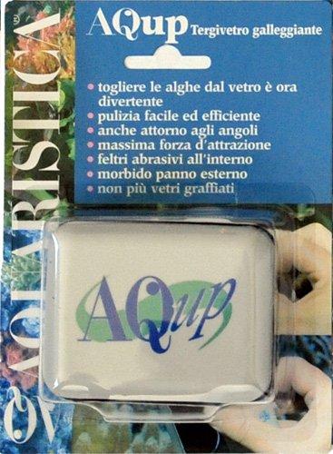 Imán limpiacristales Limpieza Acuario aqup gigante 82x 64x 24mm hasta a 20mm