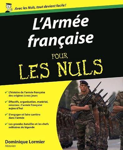 L Armee De Terre - L'Armée française pour les