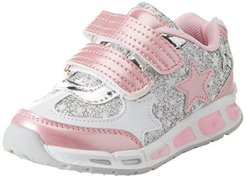 Bata 221194, sneaker bambine e ragazze, rosa, 28 eu