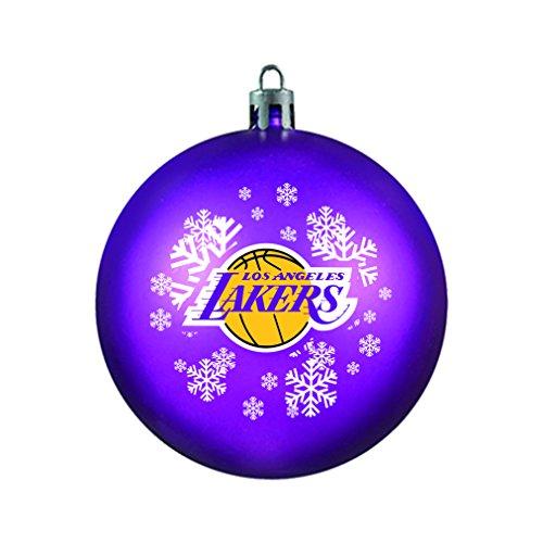 Boelter Brands NBA Los Angeles Lakers Bruchsichere Dekoration