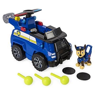 Spin Master Paw Patrol Flip and Fly Vehicle Chase vehículo de Juguete - Vehículos de Juguete (Multicolor, Camión, 3 año(s), Niño/niña, 600 g, 700 g) de Spin Master