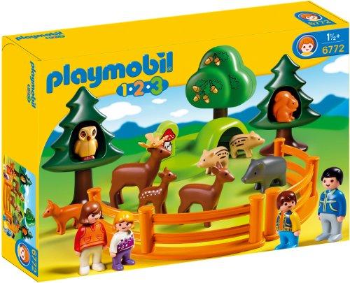 Playmobil 626619 - 1.2.3 Parque De...