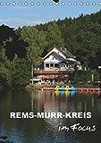 Rems-Murr-Kreis im Focus (Tischkalender 2019 DIN A5 hoch): Farbenprächtige Aufnahmen aus dem Rems-Murr-Kreis zu allen Jahreszeiten (Monatskalender, 14 Seiten ) (CALVENDO Orte)