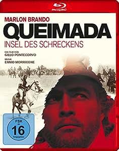 Queimada - Insel des Schreckens [Blu-ray]