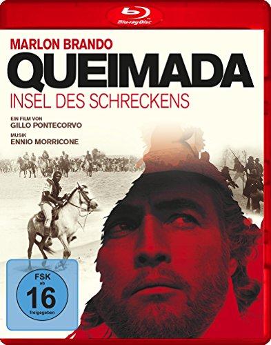 Bild von Queimada - Insel des Schreckens [Blu-ray]