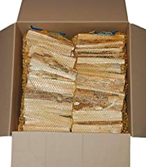 4 Netze 3 kg, Holzstücke