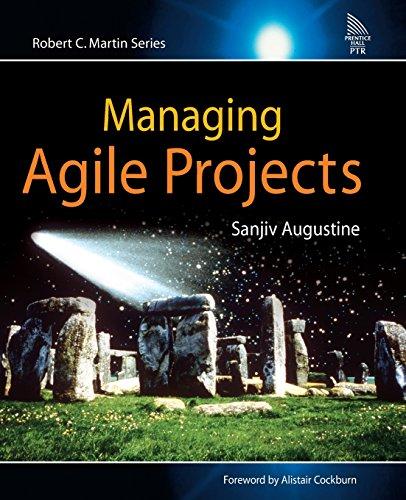 Managing Agile Projects (Robert C. Martin)