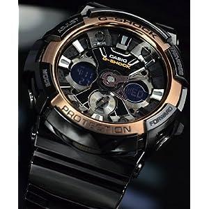 51C4OBdx9ML. SS300  - Casio-Mens-Watch-GA-200RG-1ADR