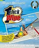 1 click Wipe - Ein-Klick-Fotoretusche (DVD-ROM)