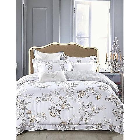 GG tencel yuxin®60s 4 pezzo pacchetto biancheria da letto si