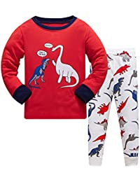 Qtake Fashion Pijama Dos Piezas - para niño
