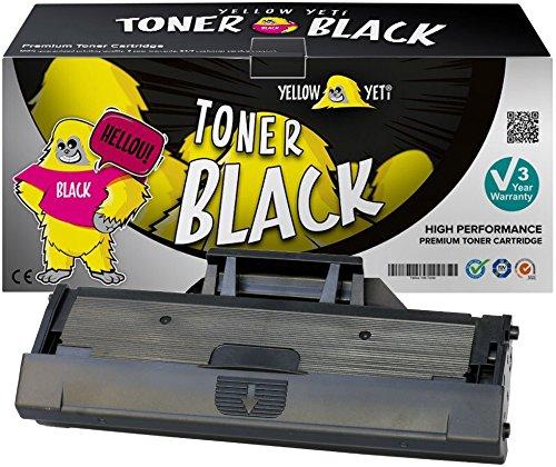Yellow Yeti 593-11108 (1.500 Seiten) Premium Toner kompatibel für Dell B1160 B1160w B1163w B1165nfw [3 Jahre Garantie]